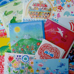 cards for clare maddicott publications